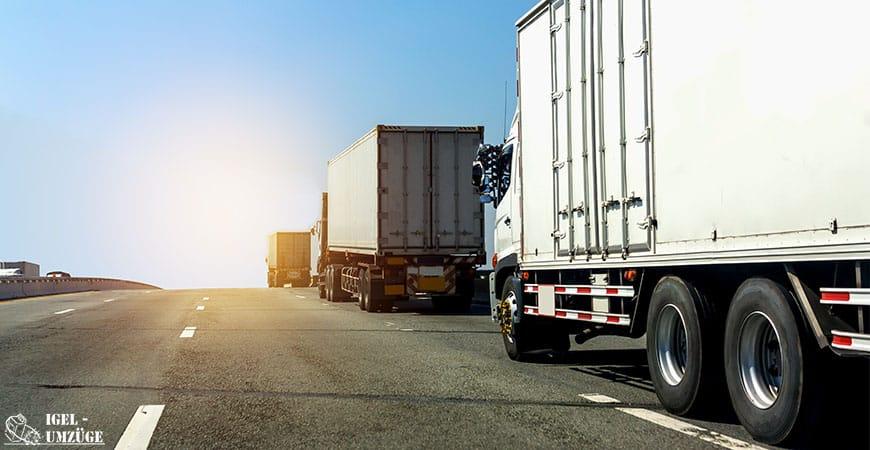 Transport Berlin - IGEL Umzüge transportiert Ihr Hab und Gut schnell & sicher.